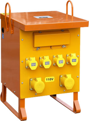 10Kva Site Single Phase (Weight 60K)