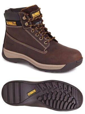 DeWalt Apprentice Safety Boot - Brown - Size 9