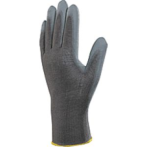 Polyurethane Coated Gloves - Size X-Large