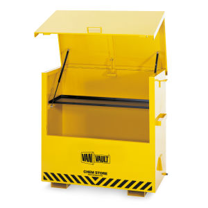 Van Vault Chem Store 1282 x 735 x 1280mm 182Kg S10069