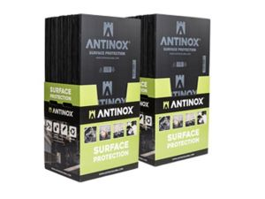 Antinox Protection Board - Black - 2.4m x 1.2m x 2mm