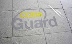 COBAguard Carpet Protection Film - 0.6m x 100m Roll