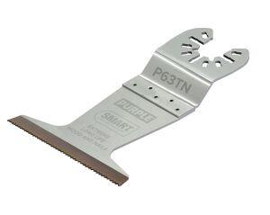 Smart P63TN1 Purple Series - 63mm - Titanium Alloy Bi-Metal Blade - Wood/Metal/Plastic