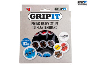 Gripit Plasterboard Assorted Kit (Pack of 32)
