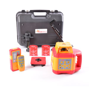 Pacific HVR505R Rotation Laser Tool - Complete Kit