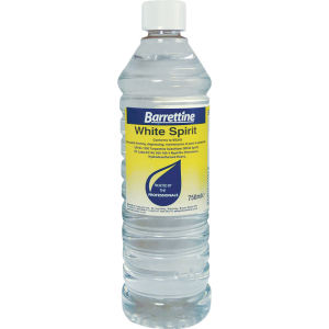 Barrettine White Spirit 750ml
