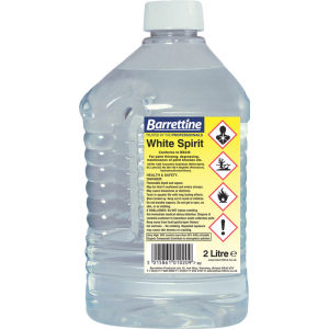 Barrettine White Spirit 2 Litre
