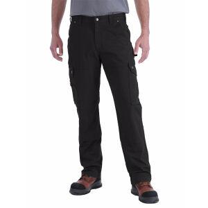 Carhartt Ripstop Trousers - Black - W33/L36