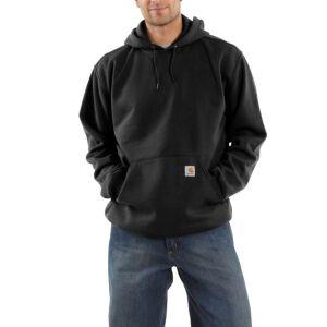 Carhartt Hooded Sweatshirt - Black - X-Large