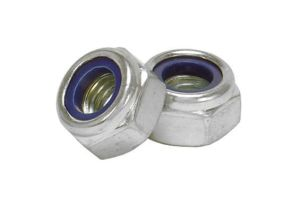 M20 Nyloc Nuts BZP (Sold Individually)