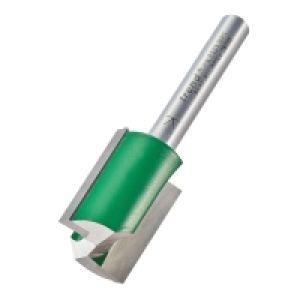 Trend C028AX1/4TC - Two Flute Cutter 18mm Diameter