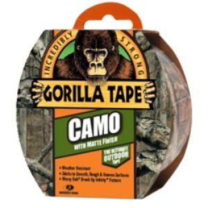 Gorilla Camoflage Tape 47.8mm x 8.2m