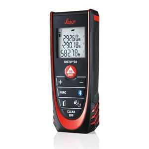 Leica D2 Bluetooth® Multi-functional Laser Measure
