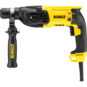 DeWalt D25133K SDS+ Hammer 2Kg 3 Mode 26mm 240V