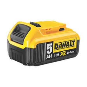 DeWalt DCB184 18V 5.0Ah Battery