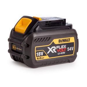 DeWalt DCB546 XR Flexvolt Battery 6.0Ah 54V/18V