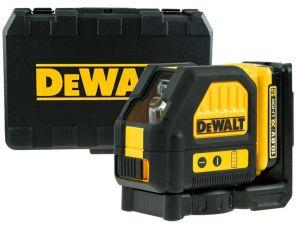 DeWalt DCE088D1G 10.8V Cross Line Laser-Green - 1 x 2.0Ah Battery