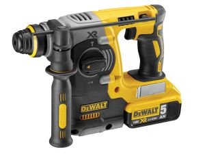 DeWalt DCH273P2 18V SDS Plus Rotary Hammer Drill - 2 x 5.0Ah Batteries