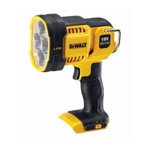 DeWalt DCL043 18V XR LED Spotlight Torch - Bare Unit
