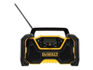 DeWalt DCR029 12V-18V Compact Bluetooth Radio - Bare Unit