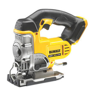 DeWalt DCS331N 18V XR Jigsaw - Bare Unit