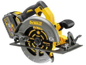 DeWalt DCS575T2 54V/18V XR Flexvolt 190mm Circular Saw - 2 x 6.0Ah Li-ion
