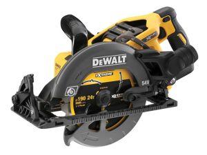 DeWalt DCS577T2 54V/18V XR Flexvolt Circular Saw - 2 x 6.0Ah Batteries
