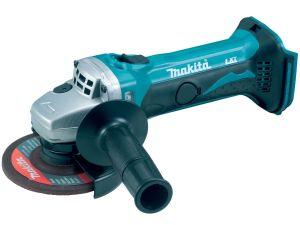 Makita DGA452Z 18V Angle Grinder 115mm LXT - Bare Unit