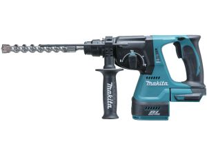 Makita DHR242Z 18V SDS Plus Brushless Rotary Hammer Drill - Bare Unit