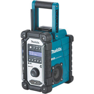 Makita DMR109 10.8V - 18V Job Site Radio Dab - Bare Unit