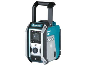 Makita DMR115 Multi-Volt CXT/LXT AC DAB Plus Bluetooth Jobsite Radio
