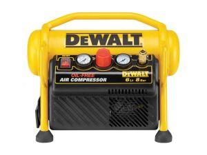 DeWalt DPC6MRC 6L 1.5Hp Roll Cage Compressor