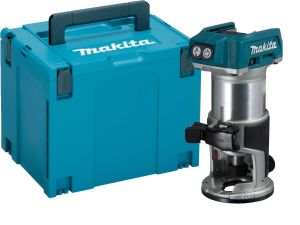 Makita DRT50ZJ 18V Brushless Router /Trimmer In Makpac Case - Bare Unit