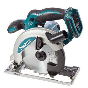 Makita DSS610Z 18V Circular Saw 165mm LXT - Bare Unit
