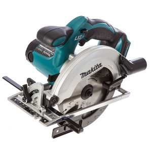 Makita DSS611Z 18V Circular Saw 165mm LXT - Bare Unit