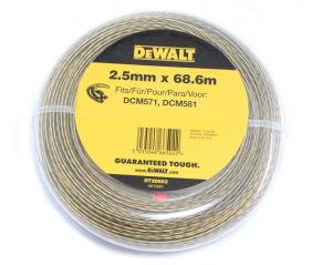 DeWalt DT20652-QZ String Trimmer Line 2.5mm x 68.6m