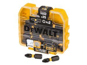 DeWalt DT70556T-QZ PZ2 25mm Extreme Torsion Bit Set Tic Tac