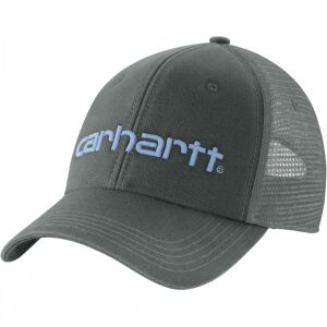 Carhartt Dunmore Canvas Mesh-Backed Cap - Elm - One Size