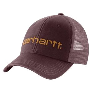 Carhartt Dunmore Canvas Mesh-Backed Cap - Port - One Size