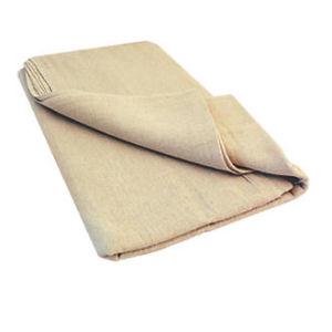 Dust Sheet Cotton - 12' x 9' Twill (3.6m x 2.4m)