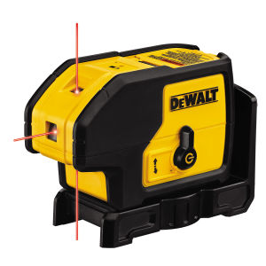 DeWalt DW083K 3 Beam Self Levelling Laser Pointer
