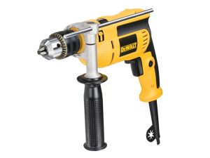 DeWalt DWD024K 240V 650W 13mm Percussion Drill + Kitbox