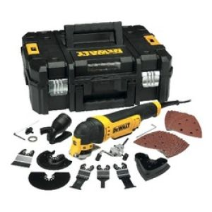 DeWalt DWE315KT Multi Tool Quick Change Kit 240V