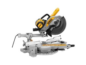 DeWalt DWS727 110V 250mm XPS Double Bevel Slide Mitre Saw