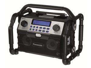 Panasonic 14.4V-18V Portable Radio/Speaker/System