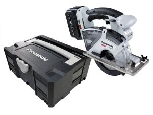 Panasonic EY45A2LJ2G31 18v 2x5.0Ah Li-ion Dual Voltage Circular Saw Kit