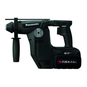 Panasonic 28.8V Rotary Hammer SDS+ with DCS