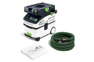 Festool 574826 Mobile Dust Extractor CTM Midi I 240V Cleantec