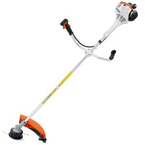 Stihl FS55 Petrol Grass Trimmer with Bike Handle