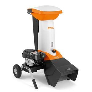 Stihl GH460 Petrol Shredder with Twin-Chamber System